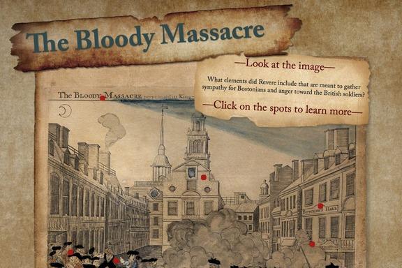 Boston Massacre Interactive