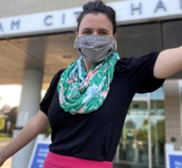 City Manager Nina Vetter