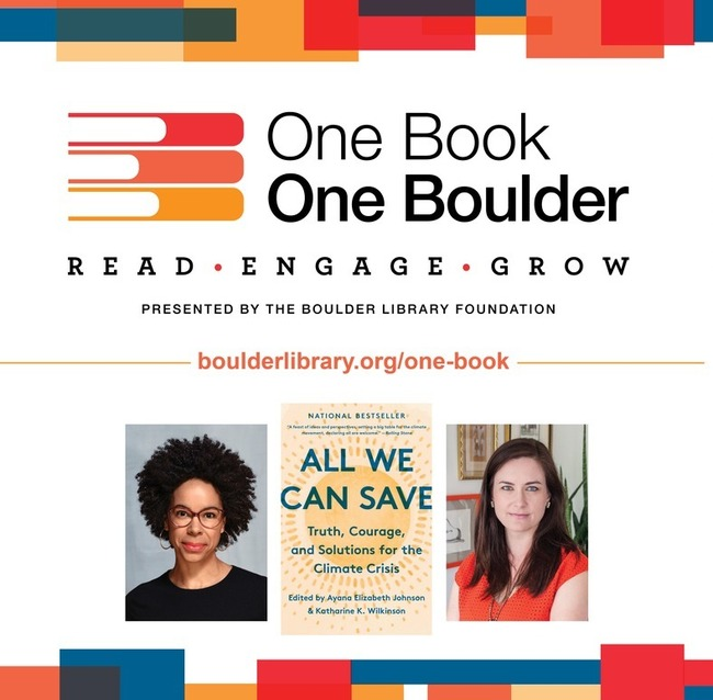 One Book One Boulder
