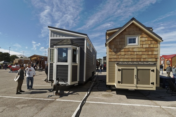 Tiny homes can serve the homeless community