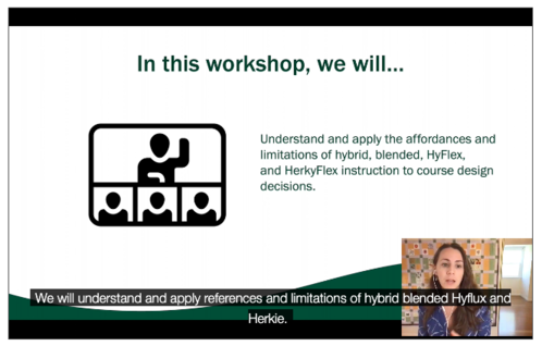 decorative image of Flexible Fundamentals Workshop presentation
