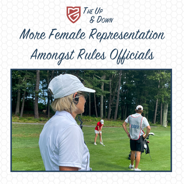 More Female Rules Officials