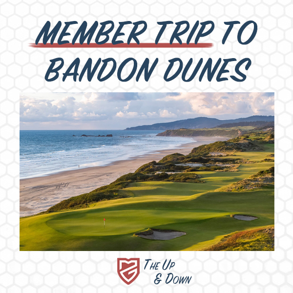 Mass Golf Member Trip to Bandon Dunes