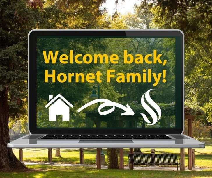 decorative welcome back image