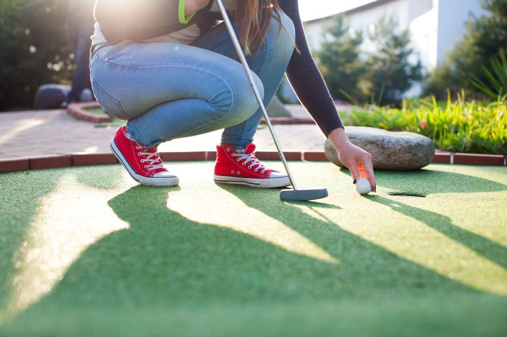 A pop-up mini golf course is coming to Olympic Sculpture Park