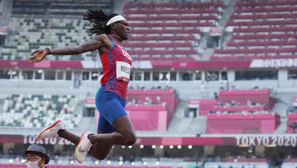 Brittney Reese (women's long jump)