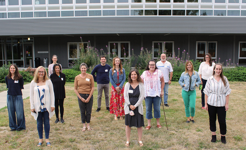 A warm welcome to our new teaching staff!