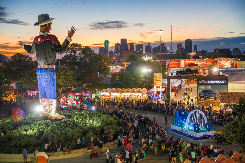 State Fair of Texas, Big Tex