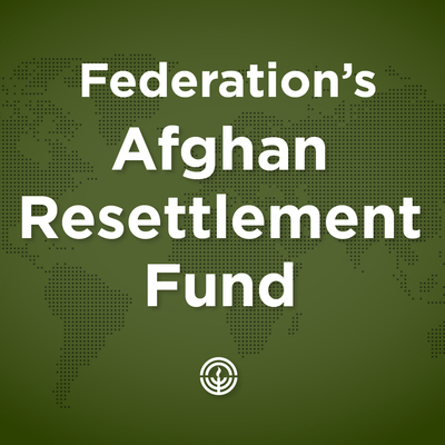 Federation's Afghan Resettkement Fund