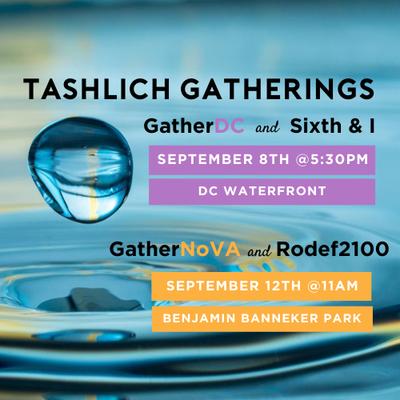 Tashlich Gatherings