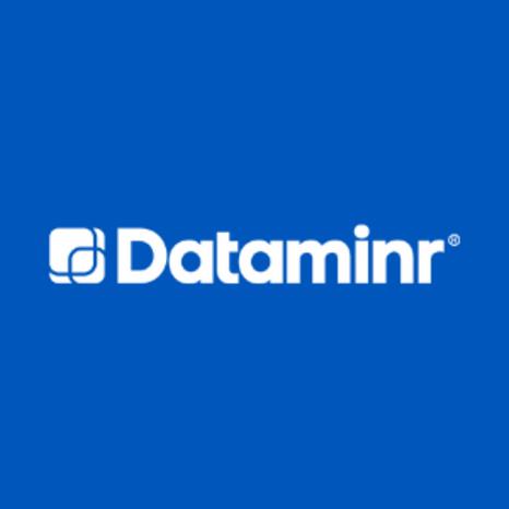 Dataminr's website