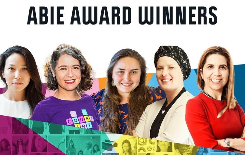Abie Award Winners