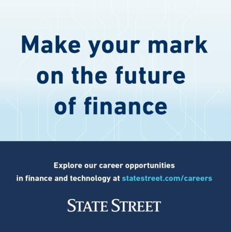 State Street's Website