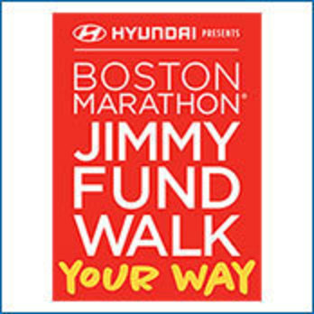 Boston Marathon Jimmy Fund Walk
