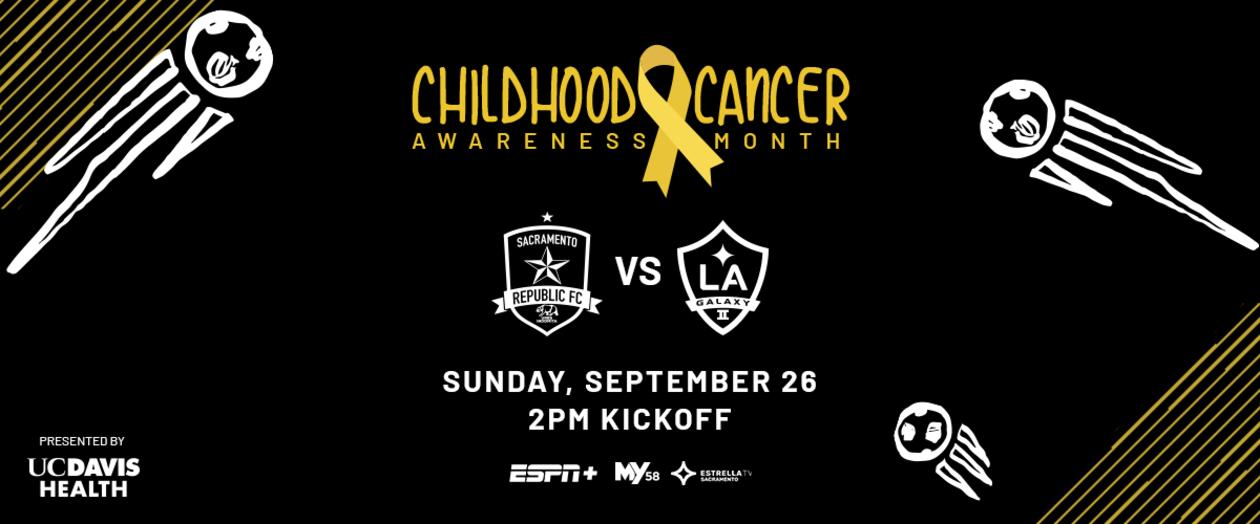 Sacramento Republic FC vs LA Galaxy II. September 26, 2 pm kickoff