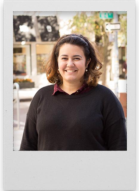 Headshot of Saige Martinez