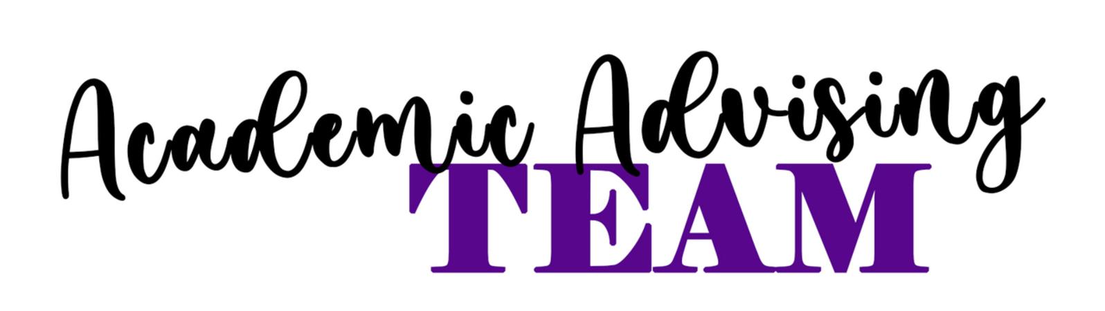 Academic Advising Team
