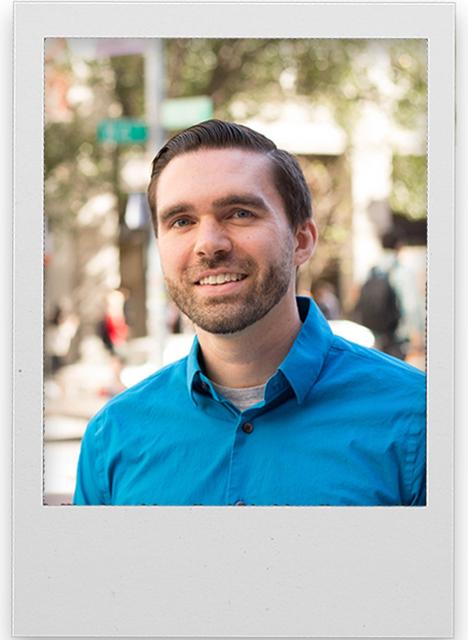 Headshot of Scott Bourdeau