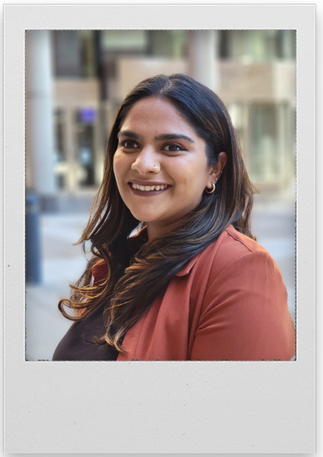 Headshot of Inayah Lakhani
