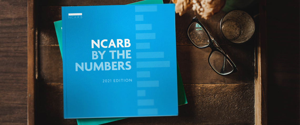 Dive Into the Latest Edition of NCARB by the Numbers