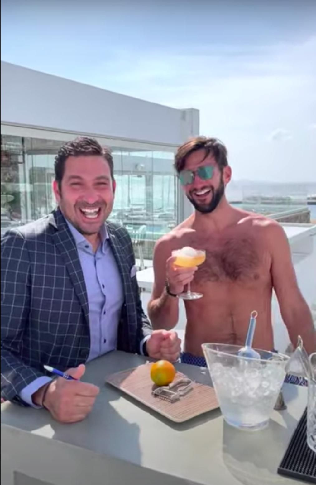 The J.MAK Cocktail