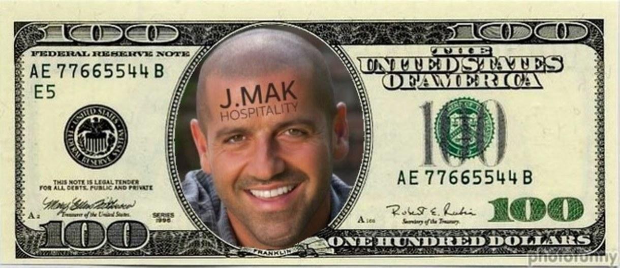 J.MAK money