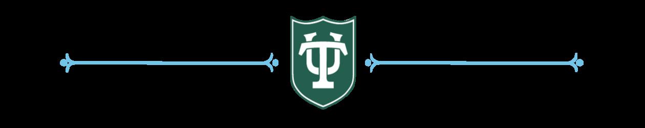Tulane University shield