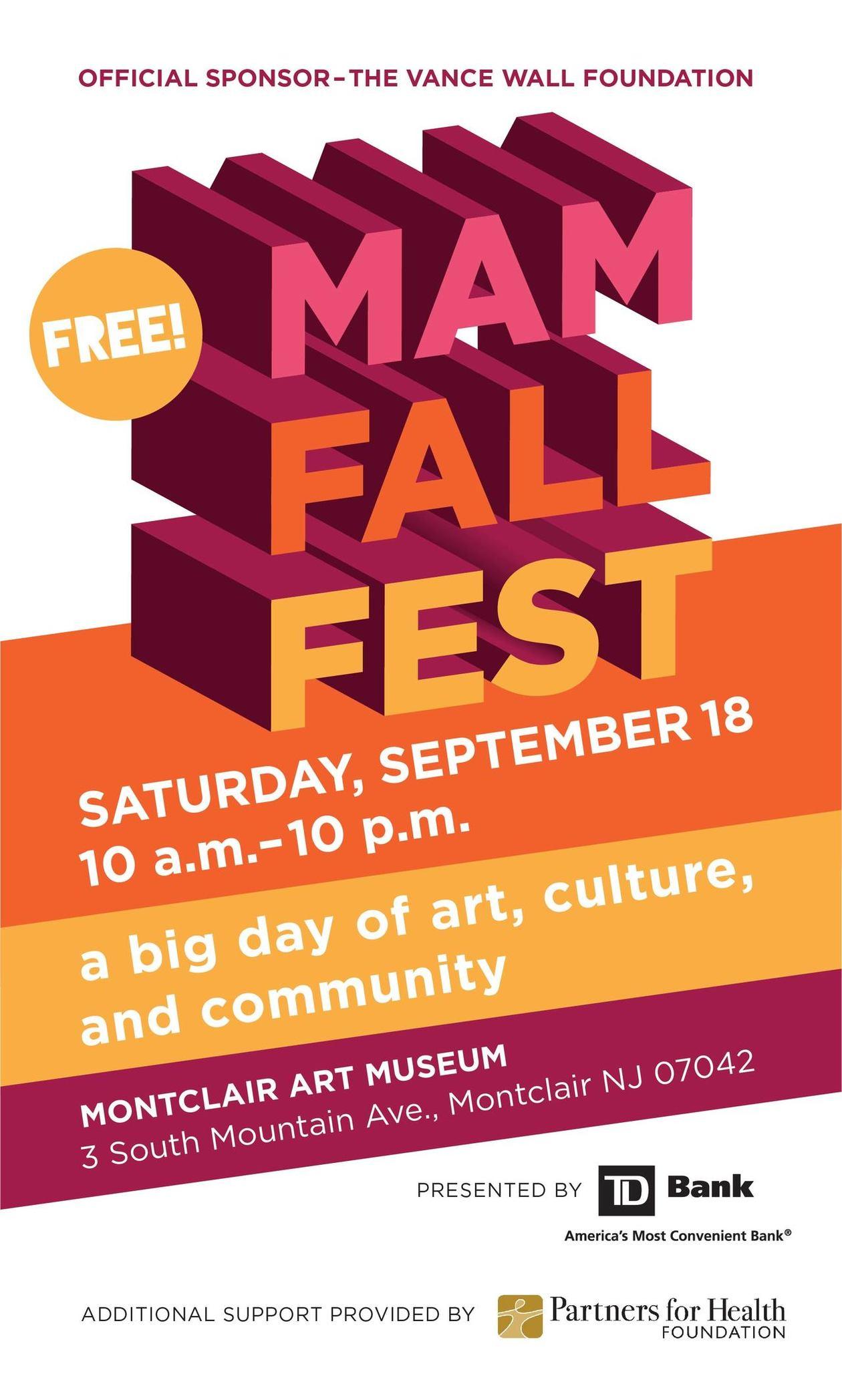 MAM Fall Fest
