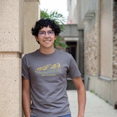 Jesse Durang, senior at FLC majoring in Computer Engineering