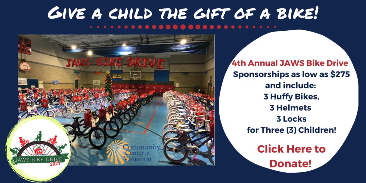 Give a Child the Gift of a Bike!
