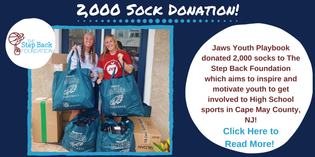 2,000 Sock Donation!