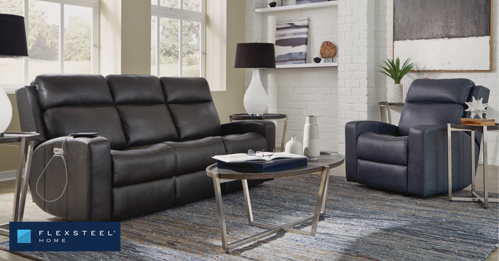 Flexsteel Motion Living Room