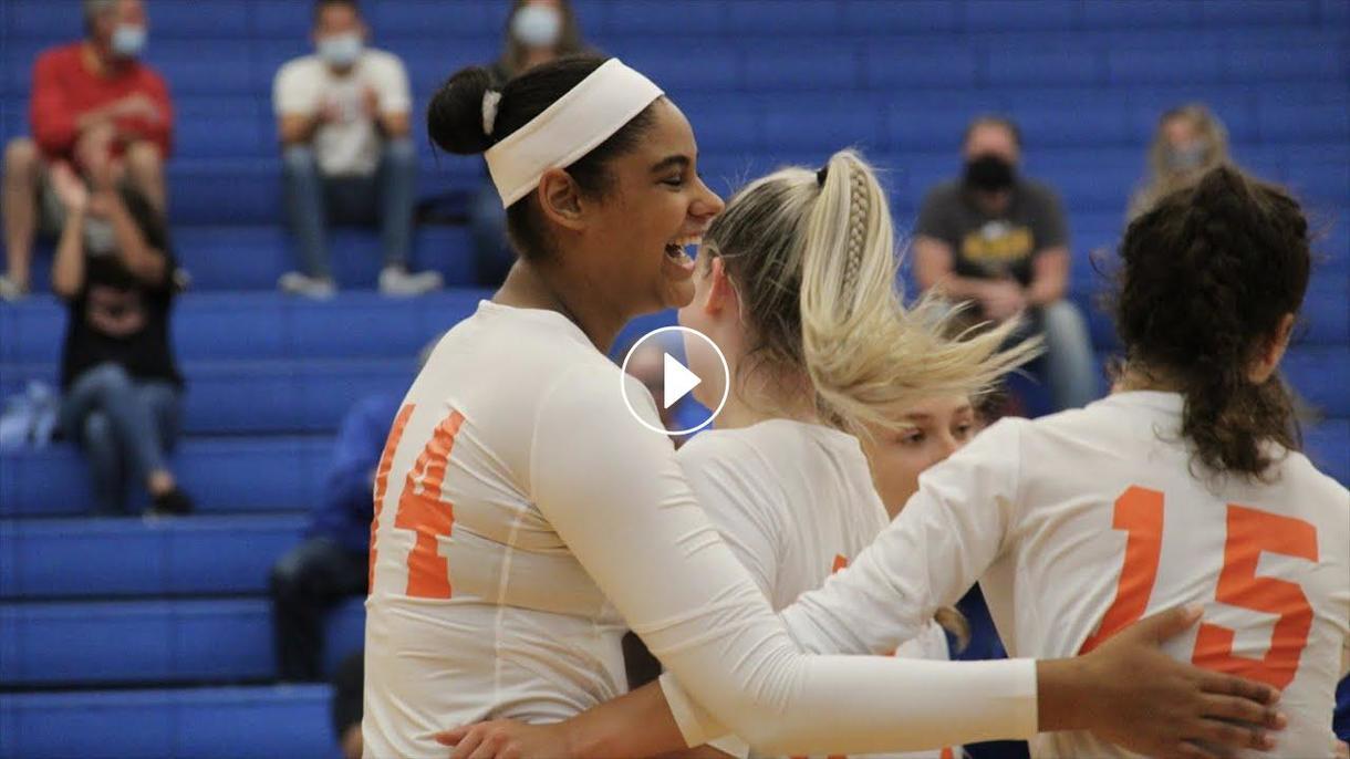 SUNY New Paltz Women's Volleyball - Hawks Invitational: Day 2 - Letisha Perez Post-Game