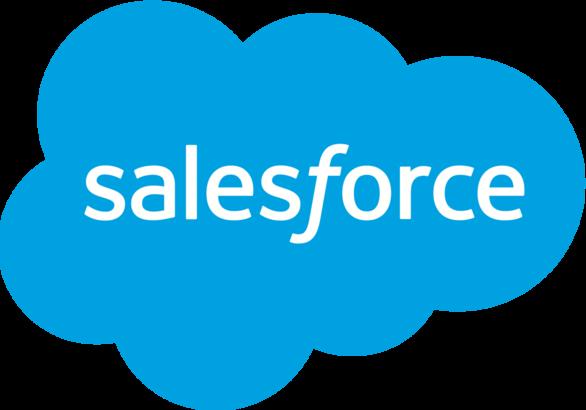 Salesforce's website
