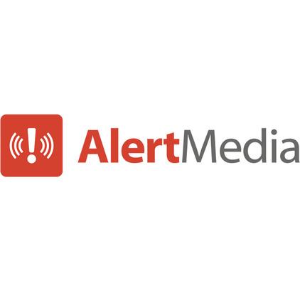 AlertMedia's website