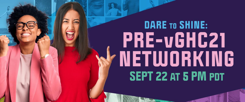 Pre-vGHC 21 networking