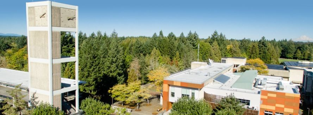 Image of Evergreen Olympia Campus at daytime