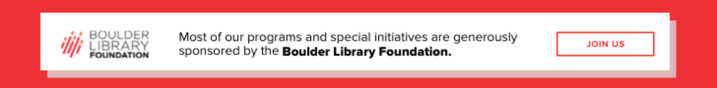Boulder Library Foundation