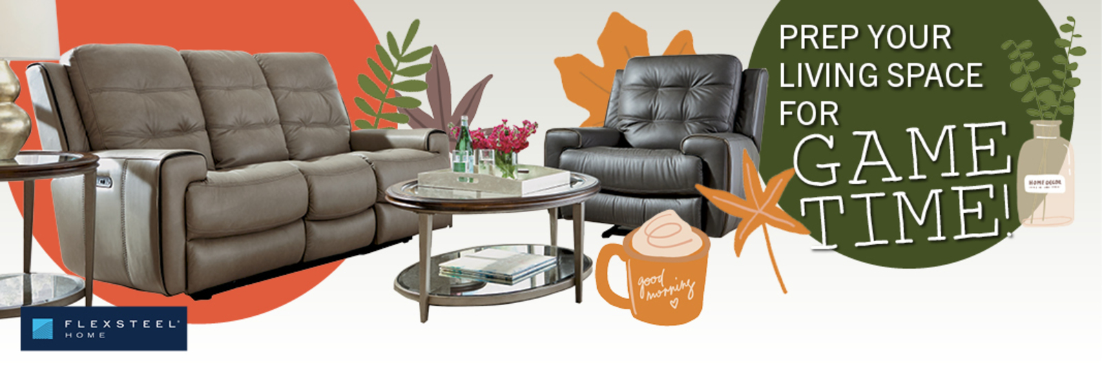 Prep Your Living Space For Game Time!