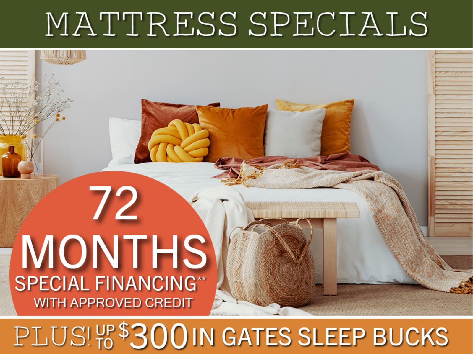 Mattress Specials
