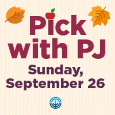 Pick with PJ Sunday, September 26
