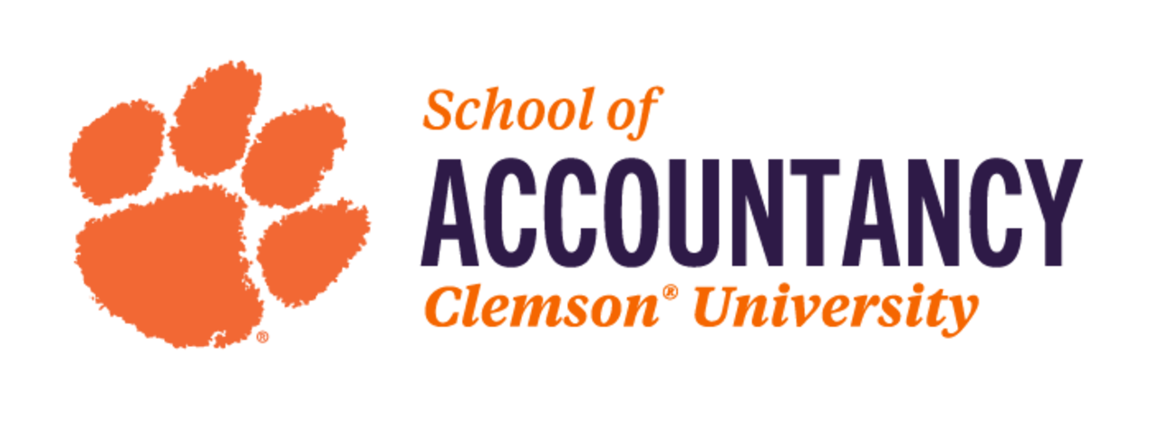 Shool of Accountancy Clemson University