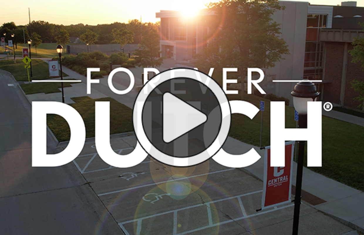 Video of Central College's Forever Dutch renovation completion