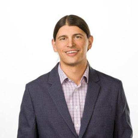 Ryan Lazo smiling