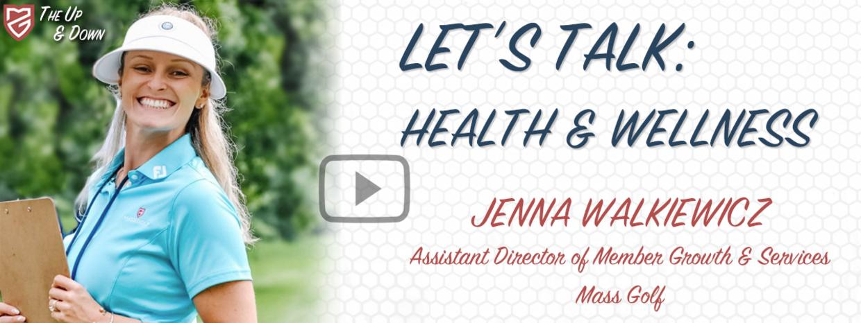 Jenna Walkiewicz Talks Health and Wellness