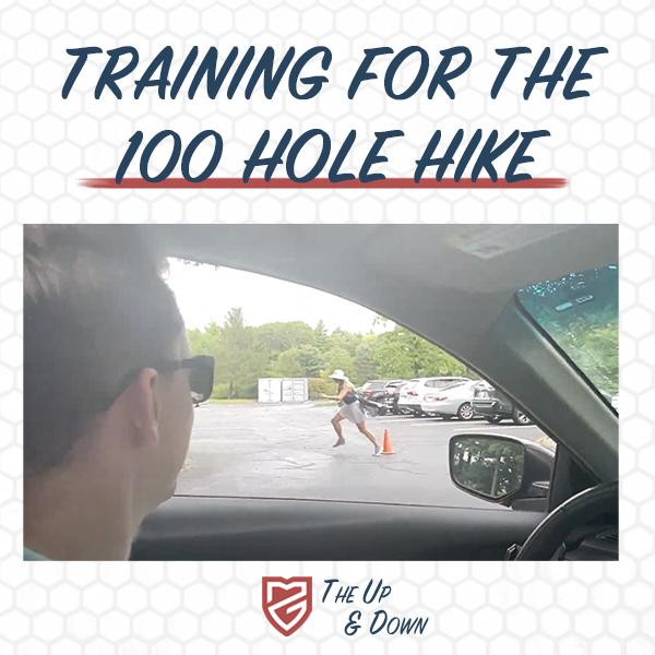 100 Hole Hike Training Videos