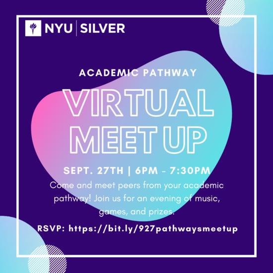 Academic Pathway Virtual Meetup