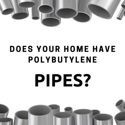 Replacing Polybutylene Pipes