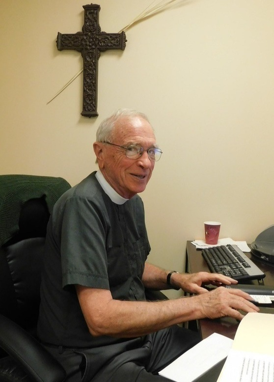 Rev. Arthur Downing, Director of Spiritual Care