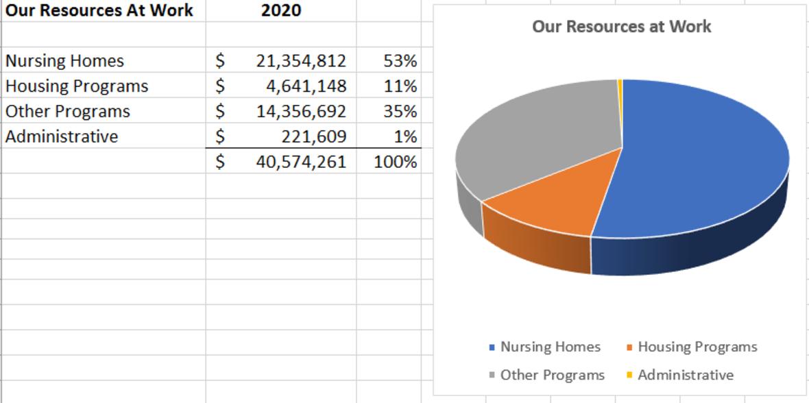 TLCN 2020 Financials